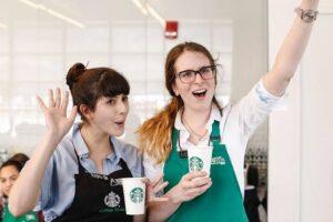 Starbucks Jobs