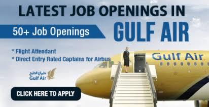 Gulf Air Careers Latest Vacancies