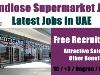 Grandiose Supermarket Careers