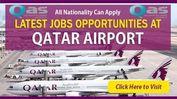 HIA Qatar Airport Jobs | Hamad International Airport