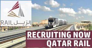 Qatar Rail Careers New Job Vacancies