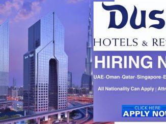 Dusit Thani Careers New Vacancies