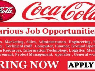 Coca Cola Careers